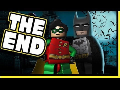 Lego Batman Video Game DS Walkthrough - Part 20 Joker