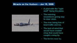 Gods Providences 10   Miracle on the Hudson   Jan 15, 2009   3m