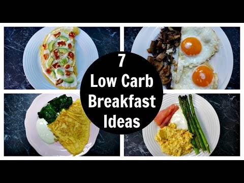 7 Low Carb Breakfast Ideas A Week Of Keto Breakfast Recipes
