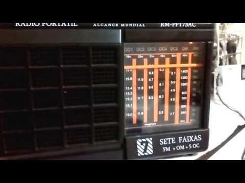 China Radio International - 13650 kHz (Shortwave) - MOTOBRAS RM-PFT73AC