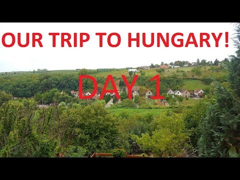 Our Trip to Hungary! - Day 1 Budapest to Eger