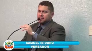 Samuel Isidoro Pronunciamento Quixere 27 10 2017