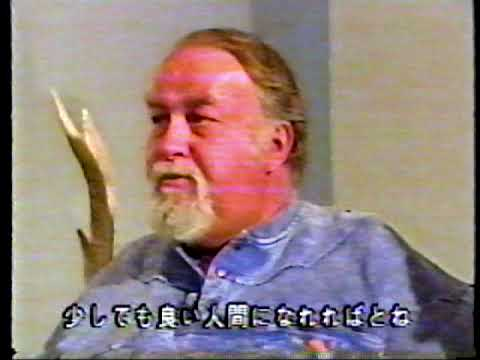 Edward and Nancy Reddin Kienholz interview on NHK (1990)