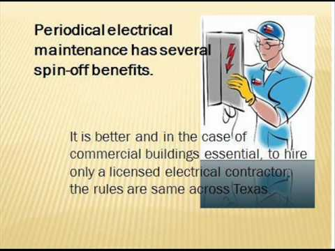 The Power and the Fort Worth Electrician