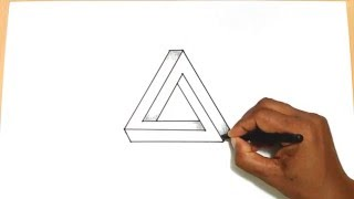 How to Draw the Impossible Triangle