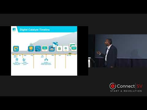 Digital catalyst: PG&E's mobile transformation – Connect Silicon Valley 2017