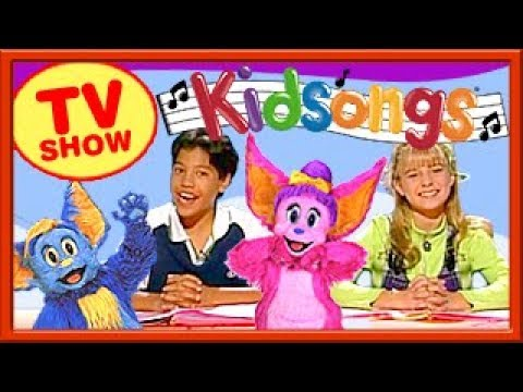 Kidsongs TV Show | Lets Be Friends | The More We Get Together | Kid Show | Kid Fun | PBS Kids | edu