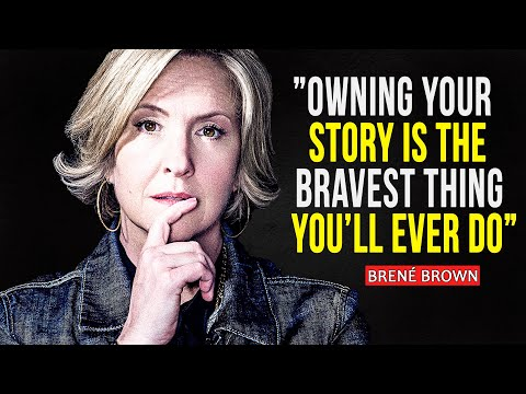 DARE TO BE VULNERABLE (How To Deal with Your Critics)   Brené Brown
