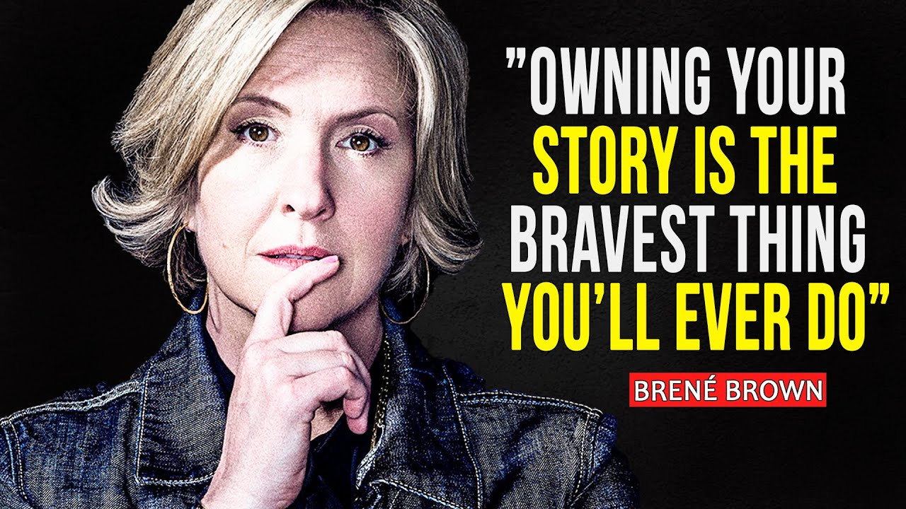 Download DARE TO BE VULNERABLE (How To Deal with Your Critics) | Brené Brown