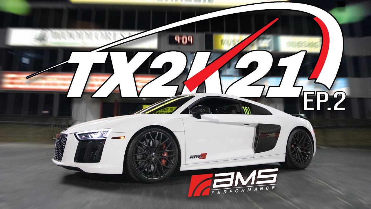 TX2K21 BTS Episode 2 | AMS Performance
