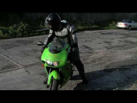 Kingston University Electric Motorcycle Diary no.04 Isle of Man TTXGP
