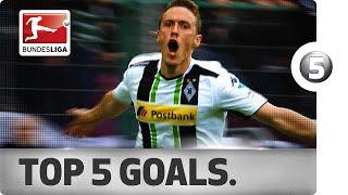 Max Kruse - Top 5 Goals