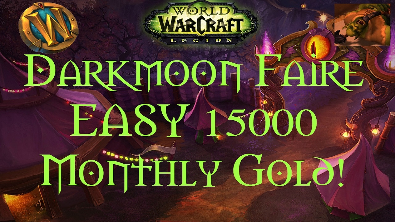 wow darkmoon faire how to get cards