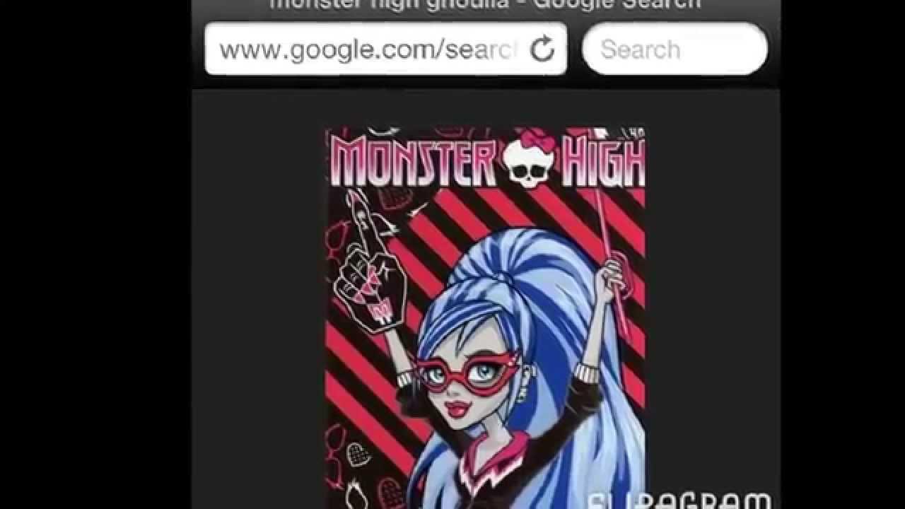 Google themes monster high - For My Sister Monster High Theme