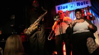 Street Life - Crusaders & Randy Crawford- New York - Blue Note - 2011