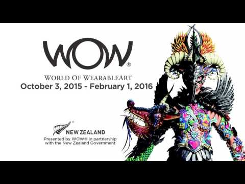 World of WearableArt™ at Bishop Museum