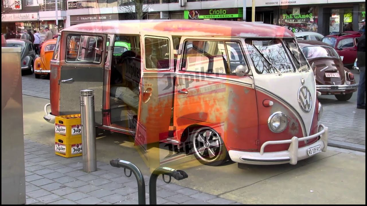 Freddy files vw 15 window deluxe t1 ninove 2012 youtube for 15 window