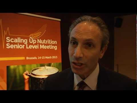 Scaling Up Nutrition (SUN) - Lawrence Haddad