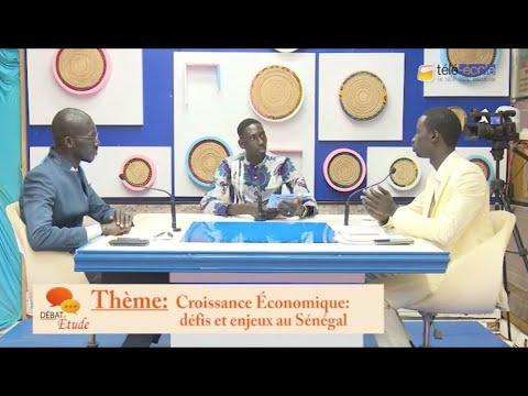 TELE-ECOLE : Débat, Etudes sur la Croissance Economique
