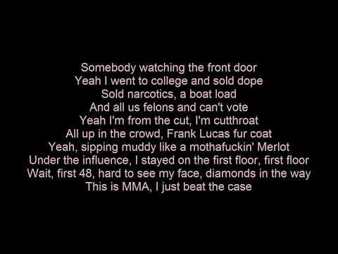 2 Chainz - Door Swangin [Official Lyrics]