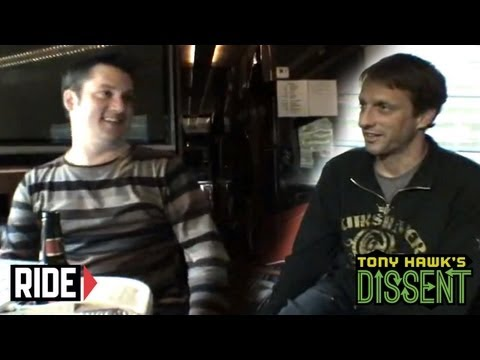 Modest Mouse's Isaac and Johnny with Tony Hawk - Dissent