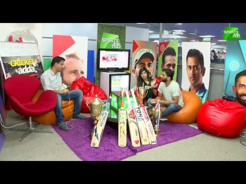 #CricketAdda: #IPL2018 - Rajasthan win toss, Ask Kolkata to Bat in 1st Eliminator | #KKrvRR