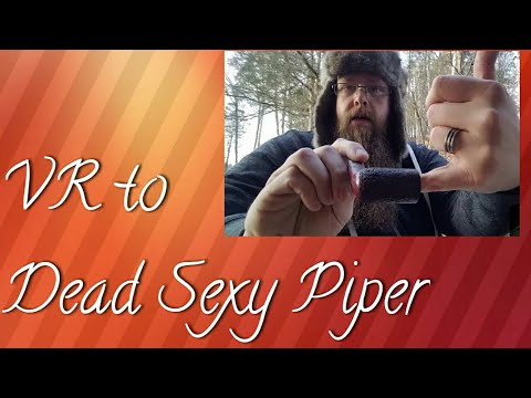 VR to the Dead Sexy Piper