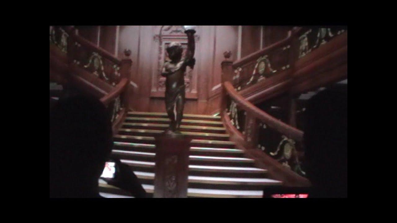 Titanic S Life Size Engine Room Amp Interior Virtual Tour