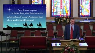 Pastor Tim Hall - Sermon - Christmas 2017 - When God Interferes