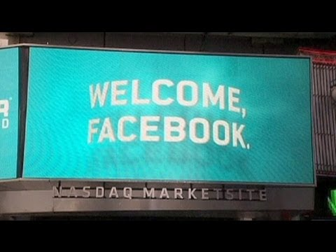 Share lock-up ends for Facebook