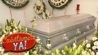 Dan el último adiós a Mario Moreno Ivanova   Cuéntamelo YA!