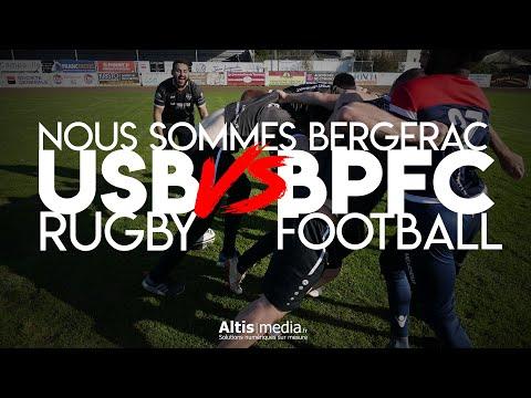 USB Rugby Vs BPFC Football - Bergerac
