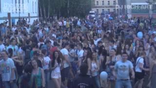 DJ RICH-ART @ OPEN AIR (ТОМСК) (Июнь 2012)