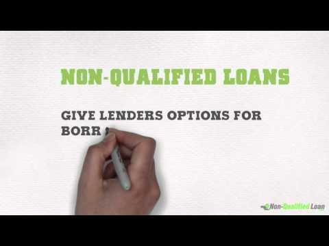 Non Qualified Mortgage Loan   Non-QM   Non Qualified Loan