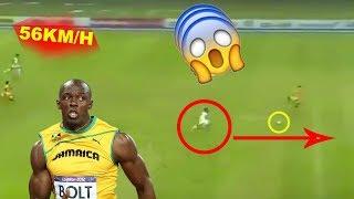 Un joueur indonésien est plus rapide qu'Usain Bolt... c'est comme une Ferrari 😮
