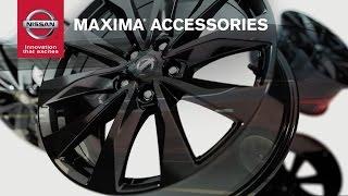 2016 Nissan Maxima Accessories