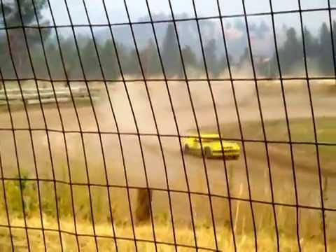 Eagle Track Raceway Julian Braun Time In Aug 9th 2014