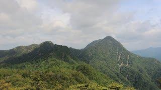 皇海山☆(銀山平~庚申山~鋸山、コウシンソウ)