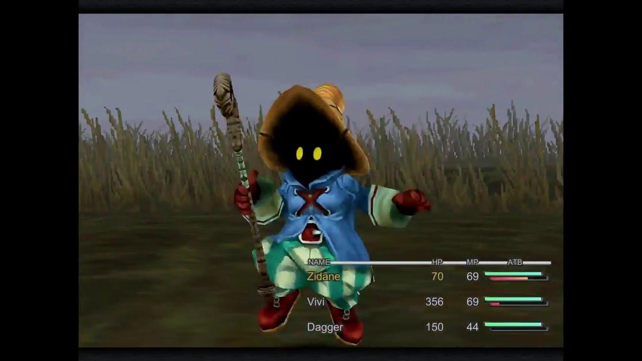 Final Fantasy IX Item Modding Proof by lllccc