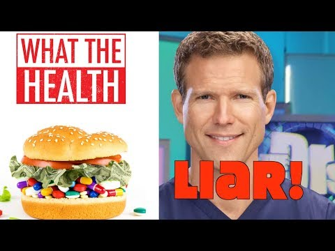 What The Health Debunks Dr Stork on The Doctors