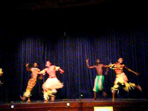 The Congolese National Ballet