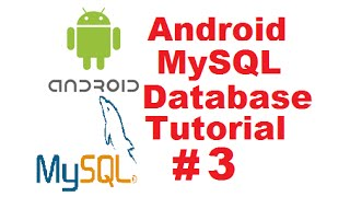 Android MySQL Database Tutorial 3 - Connecting Android App to Online MySQL Database Video