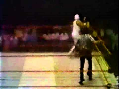 Masked Intern vs Chief Thundercloud Gulf Coast 1970s Westling