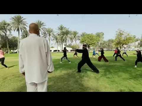 TAI CHI SPECIAL FREE TRAINING AT SAFA PARK DUBAI