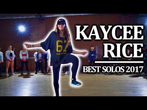 Kaycee Rice - Best Solo Dances 2017
