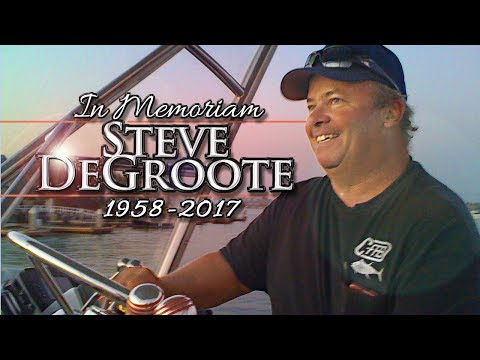 SteveDeGroote Remembered