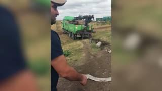 Авария на трассе Астана-Караганда