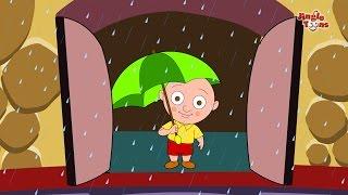 Bristi Pore Tapur Tupur | Bengali Rain Song | বৃষ্টি এলো | Bengali Animation by Jingle Toons