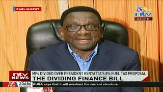 "Orengo: ""I ask Mps to reject President Uhuru's proposal in totality"
