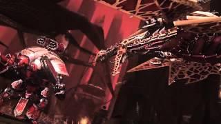 Warhammer 40000: Freeblade — трейлер
